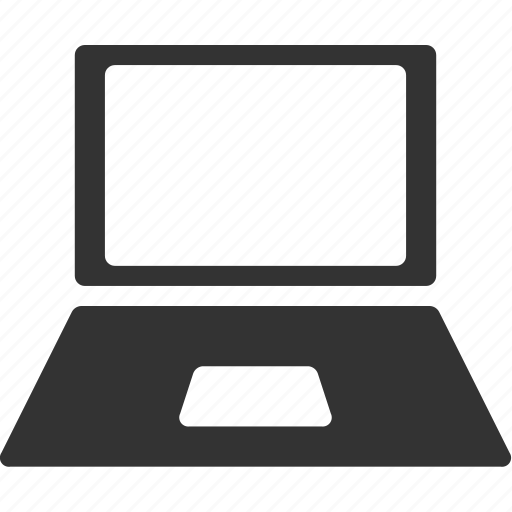 computer, electronic, laptop, mac book, notebook icon
