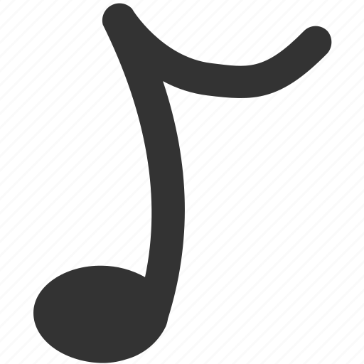 melody, music, music note, song, sound icon