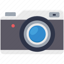 camera, digital camera, flash camera, photograph, photography, photoshoot, picture icon