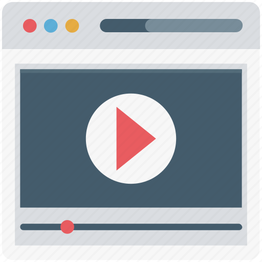 media, media player, multimedia, player, video player icon