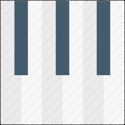 grand piano, instruments, multimedia, piano, piano keyboard, pianoforte icon