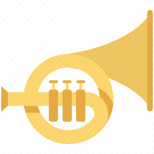 bugle, instruments, music, music instruments, sax, saxophone, trumpet icon