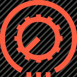 button, knob, multimedia, scale, setting, tune, tuning icon