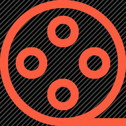 multimedia, projects, protfolio, reel, showreel, works icon