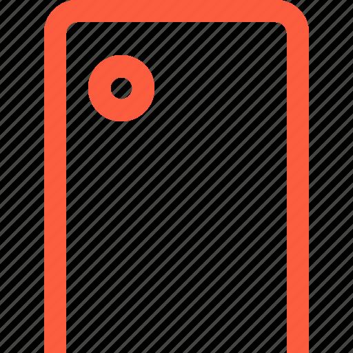 back, camera, gadget, lens, multimedia, photo, smartphone icon