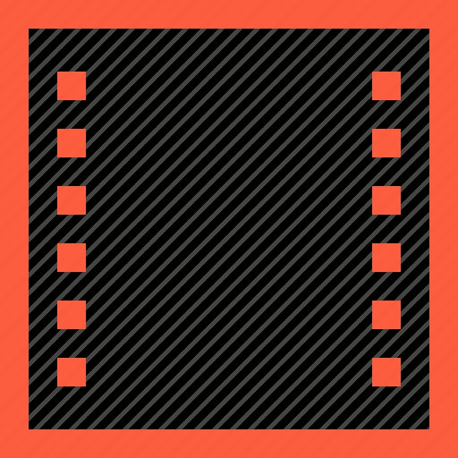 cinema, film, movie, multimedia, tape, video icon