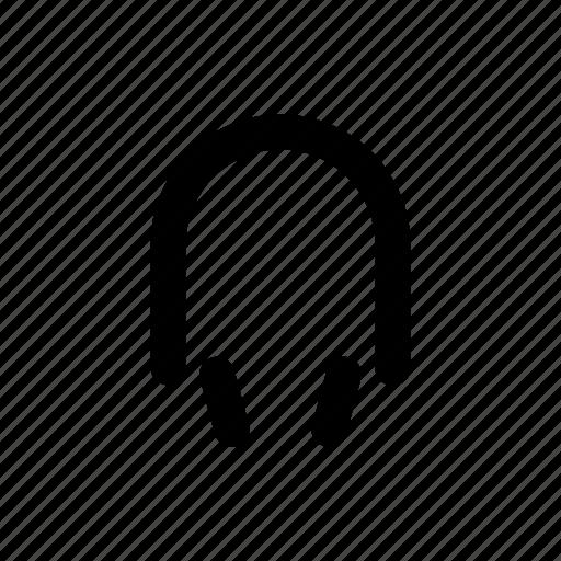 audio, headphones, headset, listen, multimedia, music, songs icon