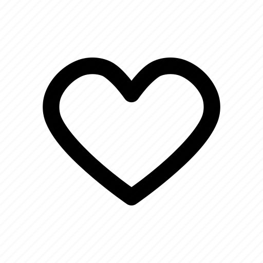 bookmark, favorite, heart, important, love, multimedia, ui icon