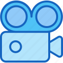 device, entertainment, gadget, multimedia, play, videography icon