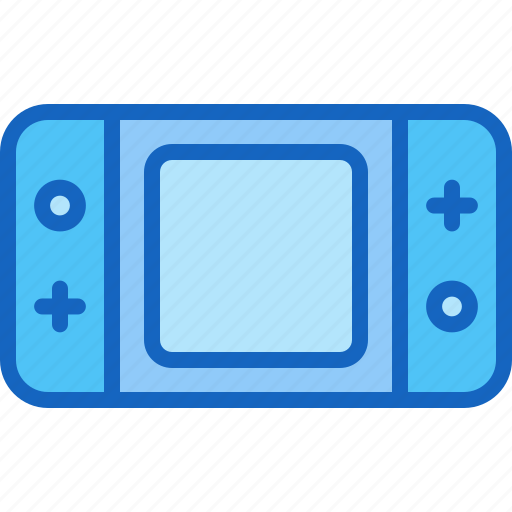 device, entertainment, gadget, multimedia, nintendo, play, switch icon