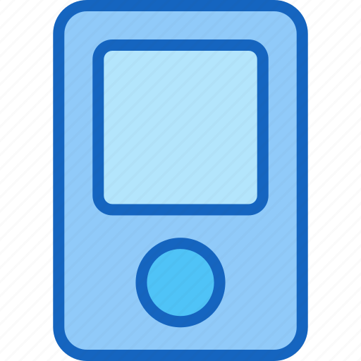 device, entertainment, gadget, ipod, multimedia, play icon