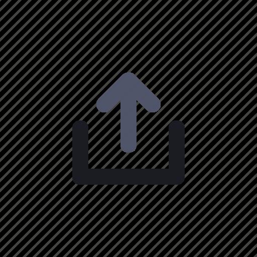 Media, multimedia, network, up, upload icon - Download on Iconfinder