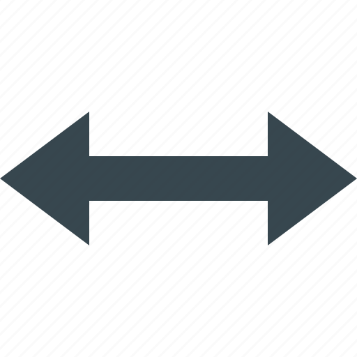 arrows, direction, left, move, multimedia, right, scrolling icon