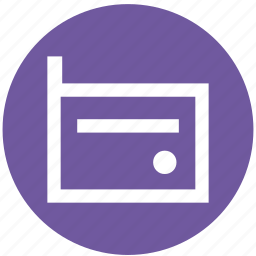 audio, fm, multimedia, radio, speaker, station, volume icon