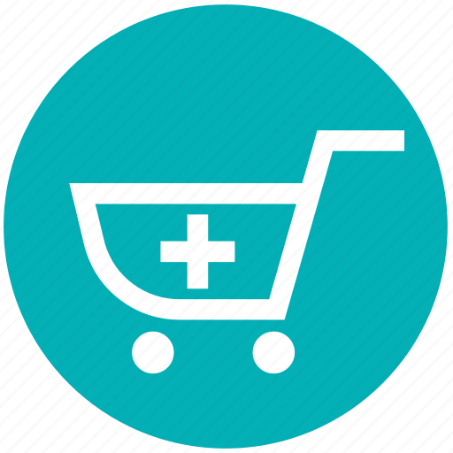 add to cart, cart, medical, medical cart, pharmacy supplies, shopping icon