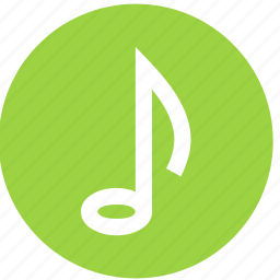entertainment, mp3, multimedia, music, music file, note, song icon