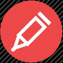 crayon, design, edit, multimedia, pen, pencil, write icon