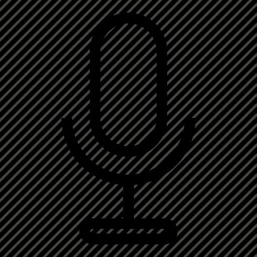 audio, mic, microphone, record, sound, voice icon