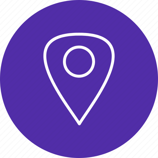 Location, pin, place icon - Download on Iconfinder