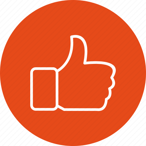 Hand, like, thumbs up icon - Download on Iconfinder