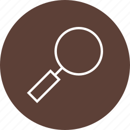 explore, glass, magnifier, magnifing glass, view, zoom icon