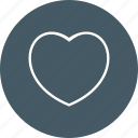 favorite, health, heart, like, love, valentine icon