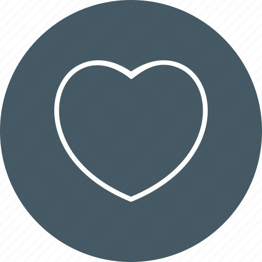 Favorite, heart, favourite icon - Download on Iconfinder