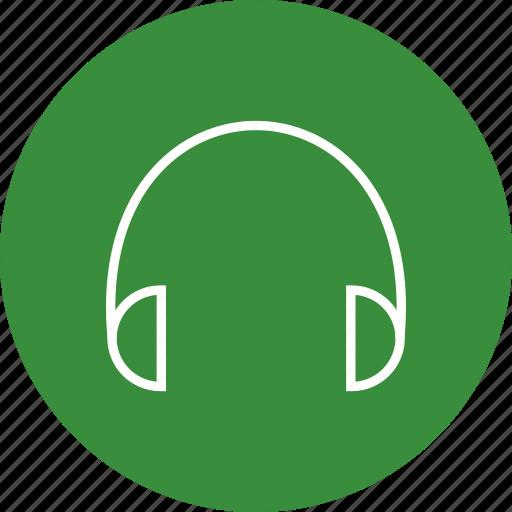 Headphones, head phone, headphone icon - Download on Iconfinder