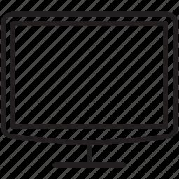 computer, multimedia, screen, tv icon