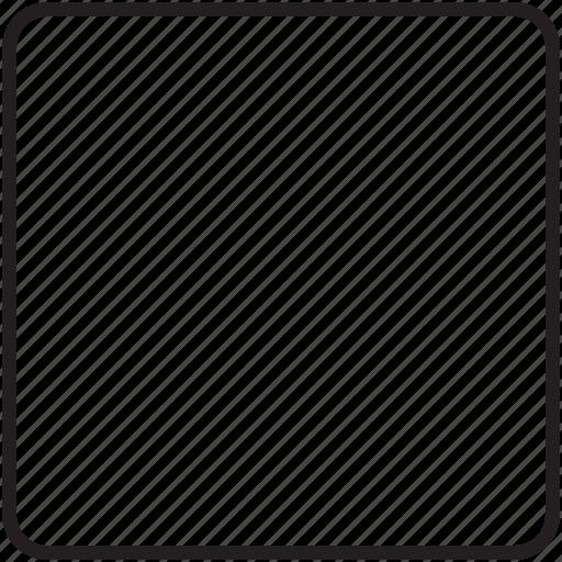 multimedia, stop icon