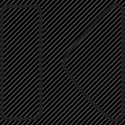 play, previous icon