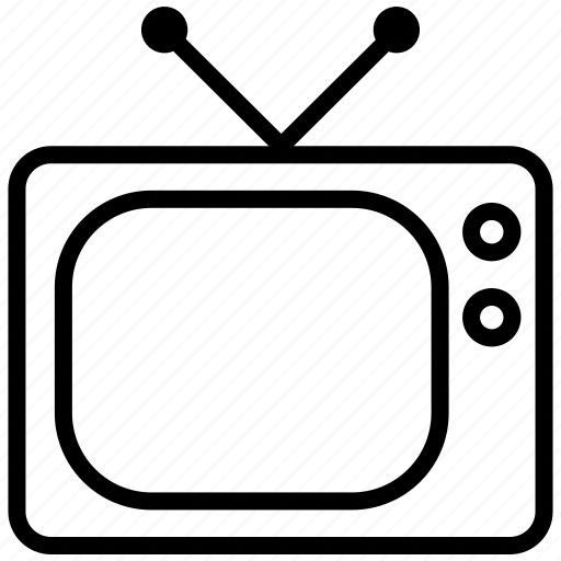 antique, avi, broadcasting, cinema, desktop, device, display, electronic, electronics, film, home theater, home video, lcd, monitor, movie, retro, screen, show, technology, television, tube, tv, tv-set, video, watch, widescreen, youtube icon