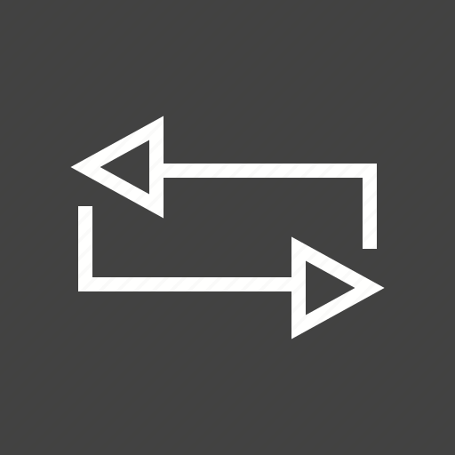 arrow, circle, circular, clockwise, refresh, reload icon