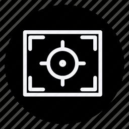 audio, camera lens, media, multimedia, music, photography, video icon