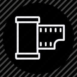 audio, filmrill, media, multimedia, music, photography, video icon