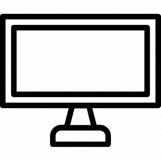 Computer, desktop, laptop, monitor, multimedia, screen icon - Download on Iconfinder