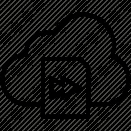 arrow, forward, interface, multimedia, ui icon