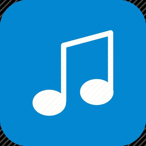 Music, music note, sound icon - Download on Iconfinder