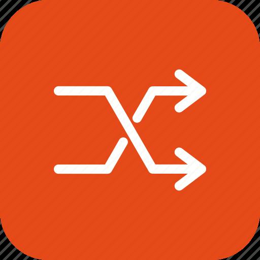 Random, shuffle, randomize icon - Download on Iconfinder