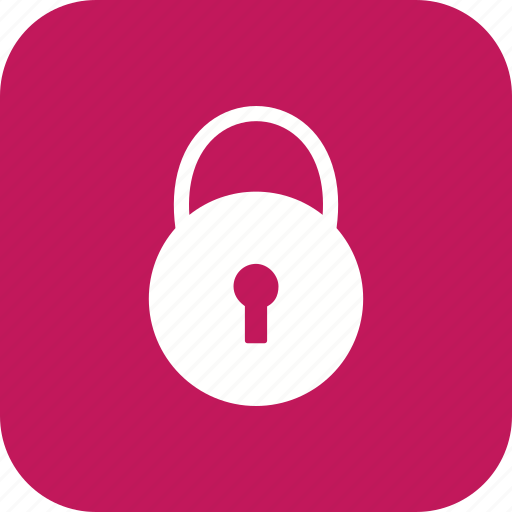 locked, padlock, privacy, protect, safe, safety, security icon
