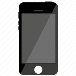apple, call, connection, iphone, mobile, phone, smartphone, telephone icon