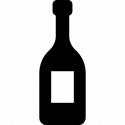 bottle, drink, ketchup, soy sauce icon