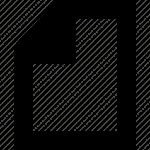 data file, documen, file, letter icon