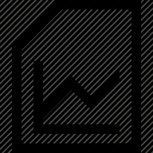 documen, file, folder, presentation icon