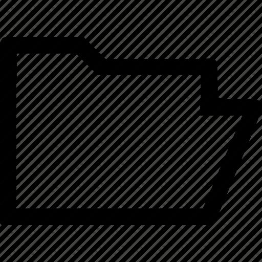 documen, file, folder, letter icon