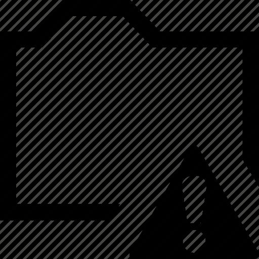 documen, error, file, folder, warning icon