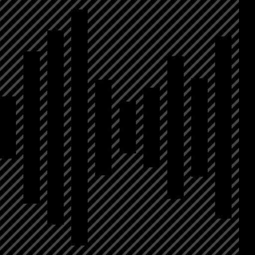 equalizer, music, sound, speaker icon