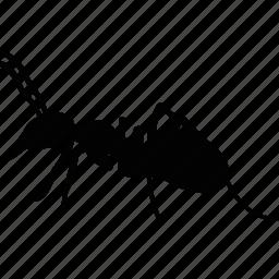 animal, ant, beast, nip icon