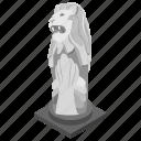 ancient statue, aphrodite, historical art, museum concept, sculpture icon