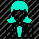 caretaker, custodian, guardian, keeper, officer icon